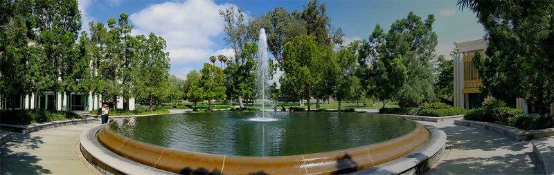 California Center for the Arts Escondido Fountain