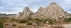 At Granite Pass campsites
