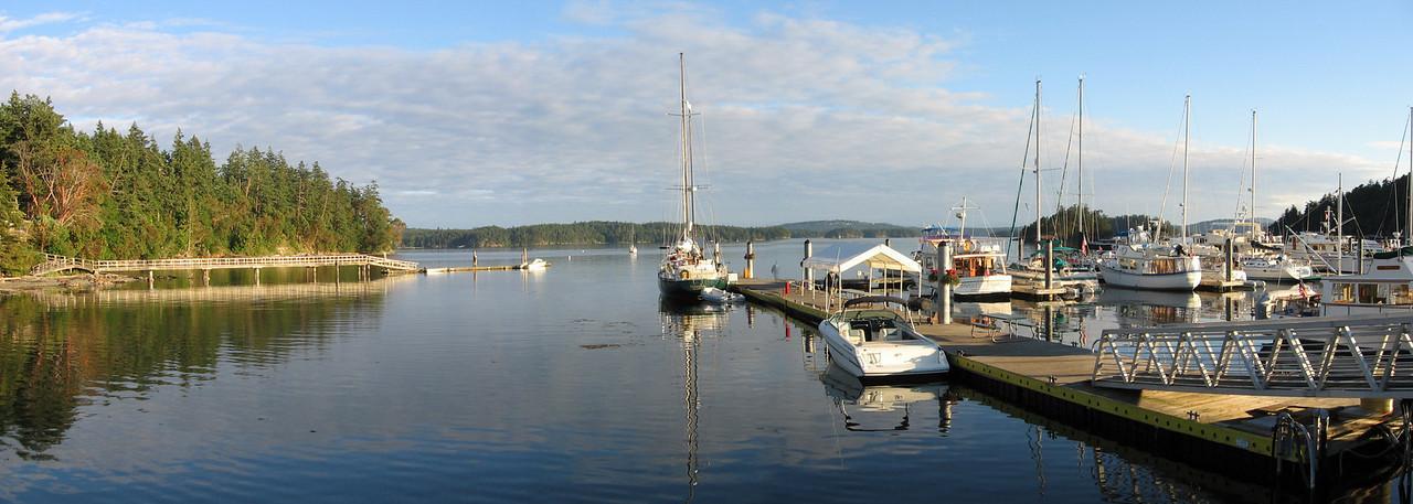 <b>Deer Harbor</b><br> Orcas Island, WA