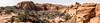 Hidden Pinion - Snow Canyon #3528-Pano