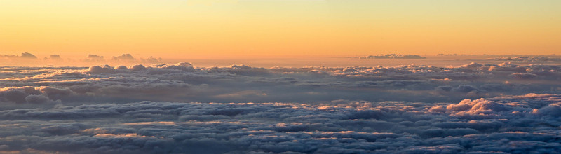 Sunset on Maui Crator