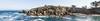 Granite Point - Point Lobos #9403-Pano