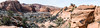 Hidden Pinion - Snow Canyon #3505-Pano