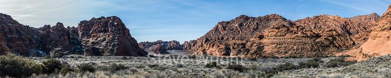 Whiptail - Snow Canyon #2893-Pano