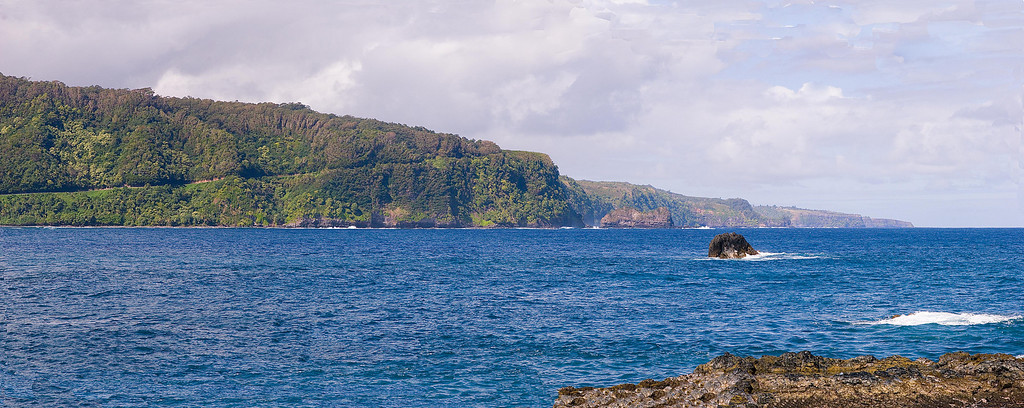 The Hanna Highway,Maui