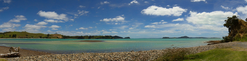 Kawakawa Bay, Auckland area, New Zealand