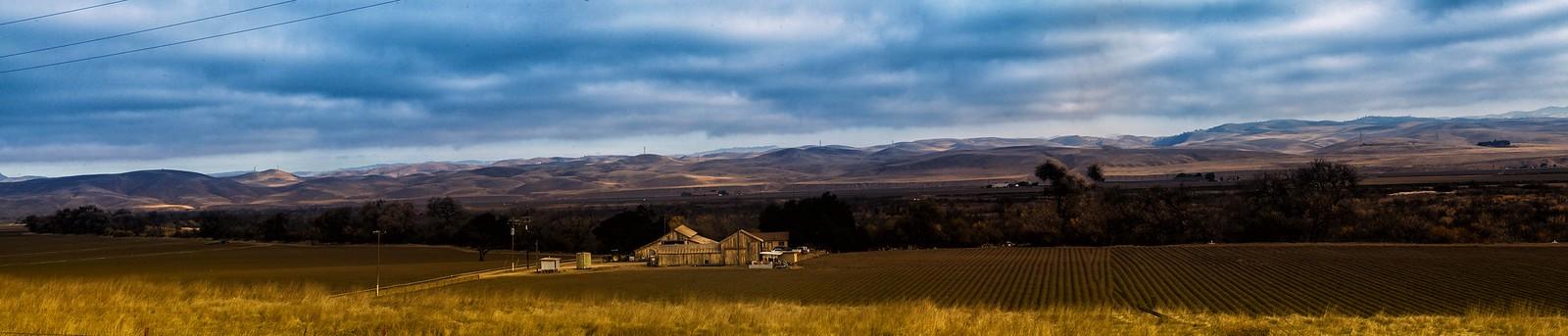The Lone Farmhouse