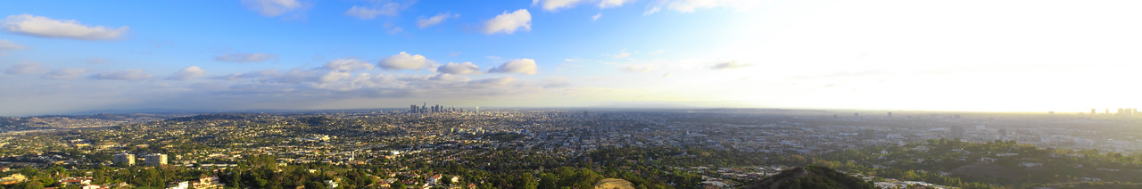 Los Angeles_Panorama