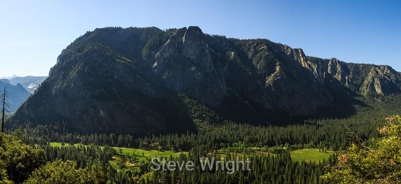 Sentinal Rock - Yosemite #0645_stitch