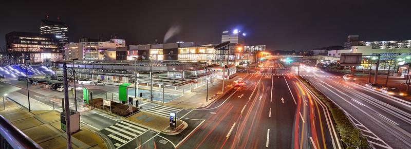 Tsukuba Station.