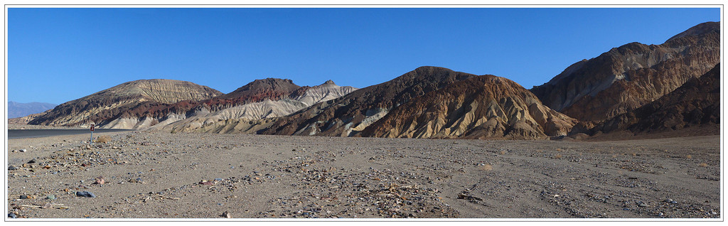 Death Valley, March 2009.  Wonderful textures and colors!
