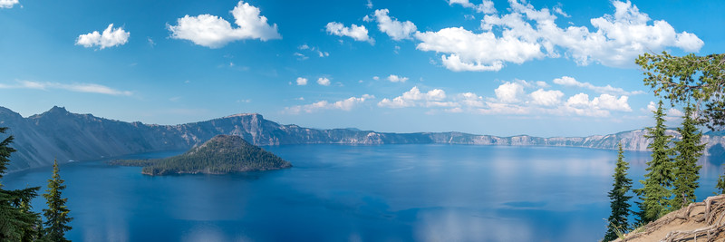 Crater Lake Pano