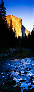 El Capitan Sunset Yosemite National Park, California El Capitan的日落 約塞米蒂國家公園,加州  Other sizes available: 4x12, 5x14, 7x20, 9x24, 10x26, 11x33, 12x36. Please contact me for prices and method of payment.