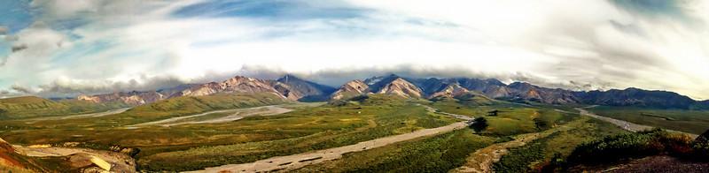 Polychrome Pass, Denali National Park & Reserve, Alaska