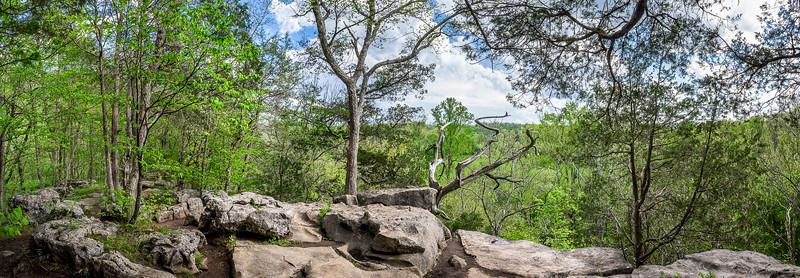 Cedar Bluffs Nature Preserve - Bloomington, Indiana