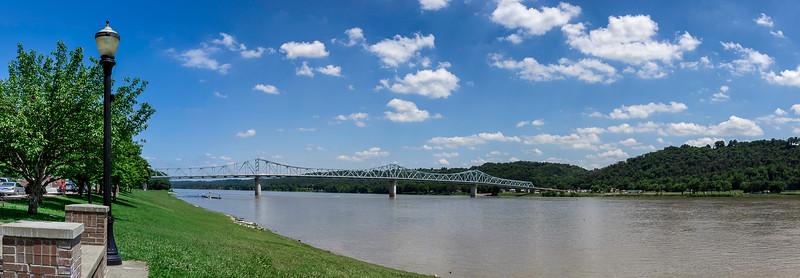 Milton-Madison Bridge - Madison, Indiana