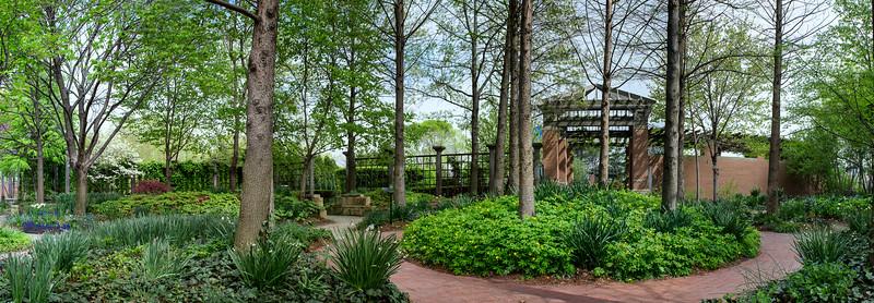 White River Gardens - Indianapolis, Indiana