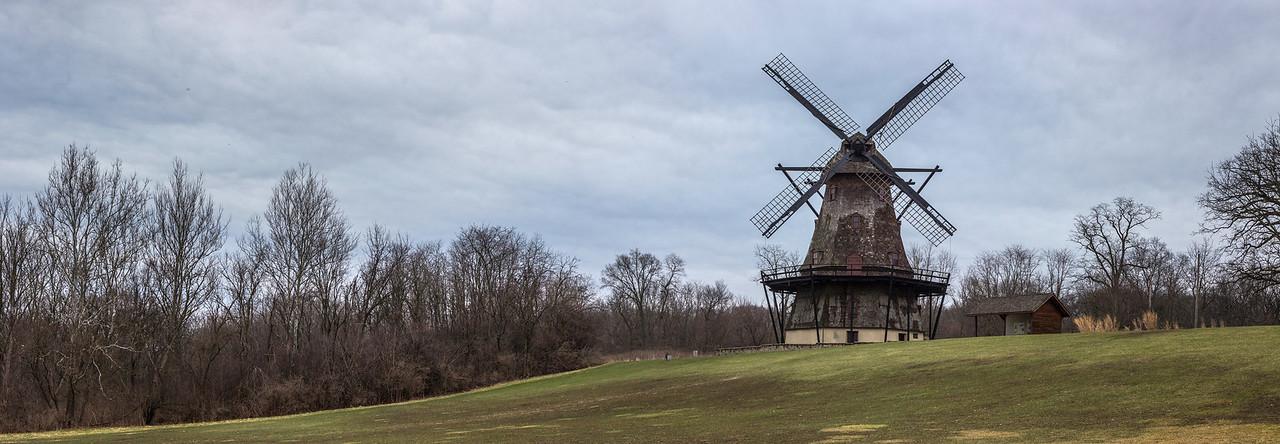 Fabyan Park Windmill - Geneva, Illinois