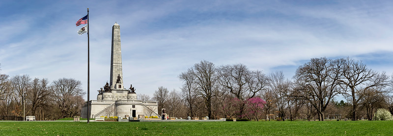 Lincoln Tomb - Oakridge Cemetery - Springfield, Illinois