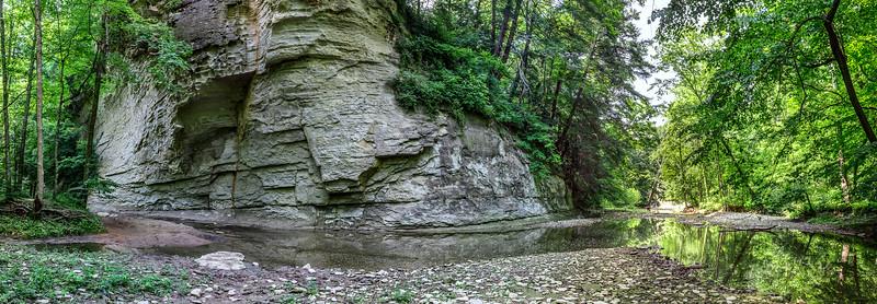 Pine Hills Nature Preserve - Shades State Park - Waveland, Indiana
