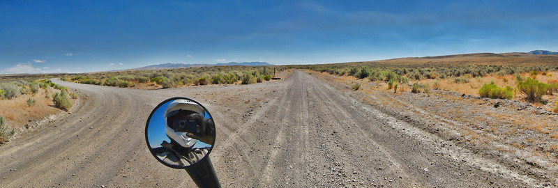 Dirt Road Fork Idaho