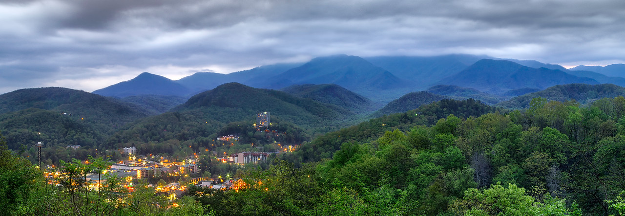 Gatlinburg - Sunrise