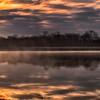 Pisgah Lake -  Atterbury State Fish & Wildlife Area