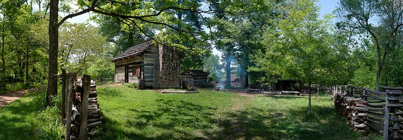 Lincoln Boyhood National Landmark - Indiana