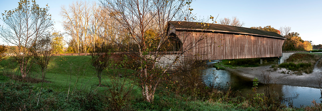 Captain Swift Covered Bridge