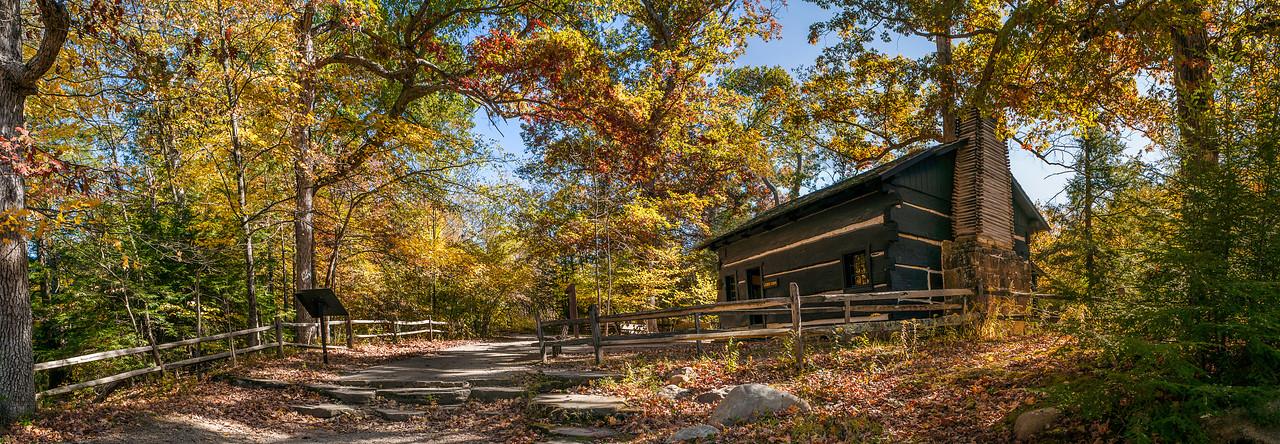 Lieber Cabin - Turkey Run State Park