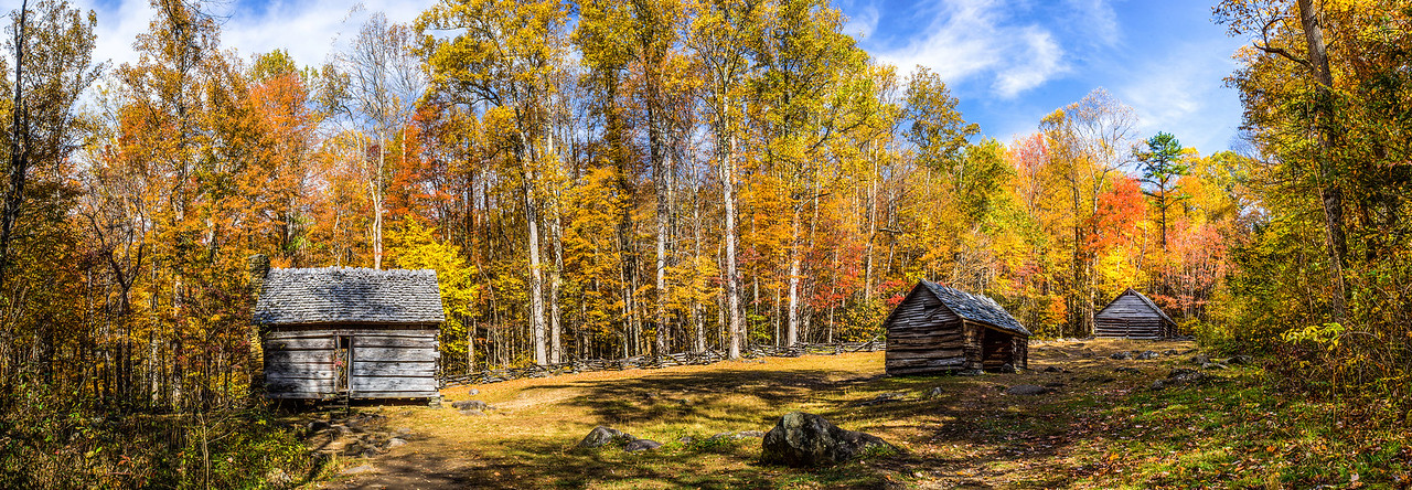 The Great Smoky Mountains National Park - Autumn