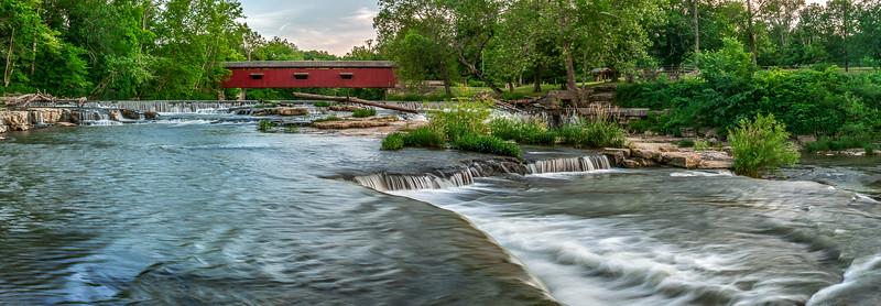 Cataract Falls State Recreation Area - Indiana
