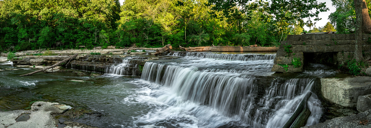 Cataract Falls Recreation Area
