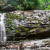 Meigs Falls - The Great Smoky Mountains National Park