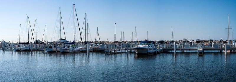 Michigan City Boat Dock - Indiana