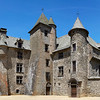 Château de Cordes Stiched panorama 5 images