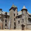 Château de Cordes Stiched panorama 5 images