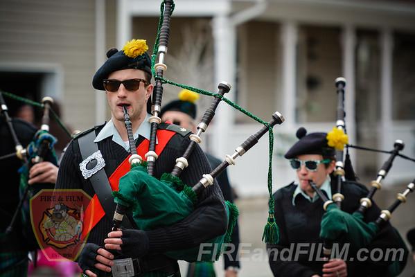 2016 Girardville St. Patrick's Day Parade
