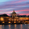 Institut de France, f/5,6, 0,25 sec, iso 800, 68 mm