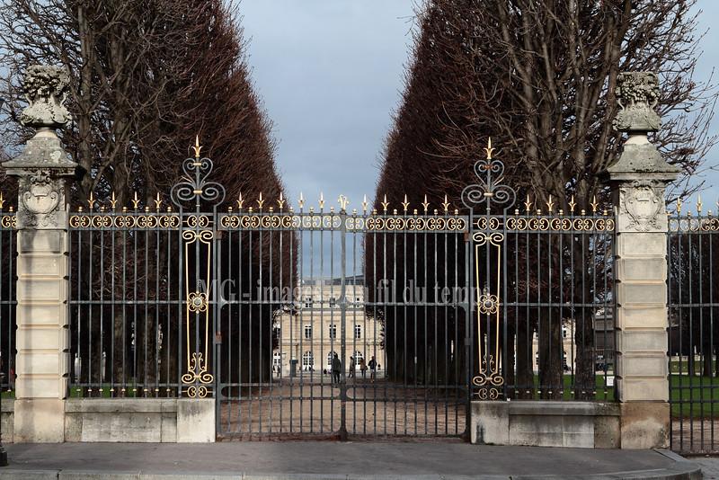 Jardin du Luxembourg, f/8, 1/320, iso 200, 51 mm