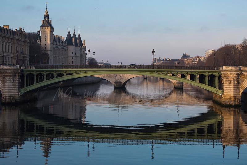 Pont de Notre Dame, f/4, 1/1000, iso 200, 70 mm