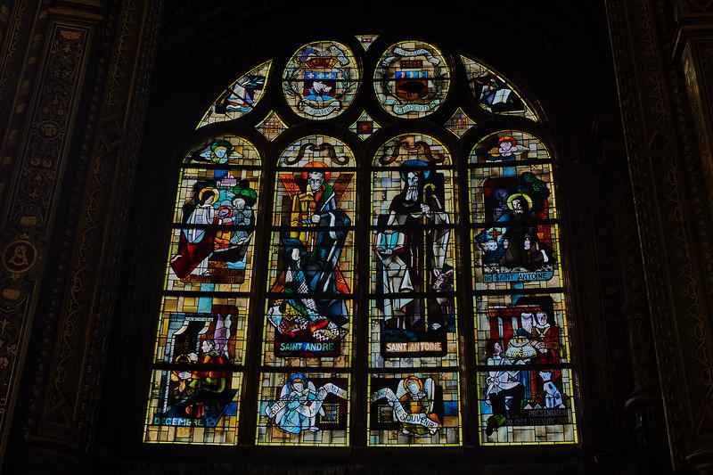 Saint Eustache, f/5,6, 1/60, iso 200, 45 mm