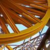 Gears operating Eiffel Tower