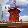 Moulin Rouge in Pigalle