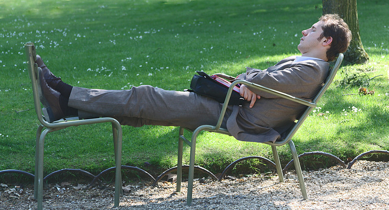 """The French certainly know how to enjoy """"life""""!!"""