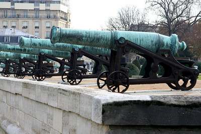 Cannons, Les Invalides
