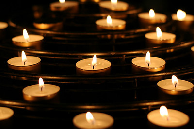Candles, Notre Dame de Paris