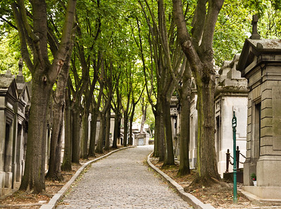 Pere Lechaise cemetary