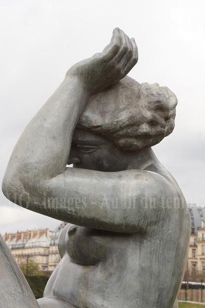 Carrousel du Louvre, la Montagne (1937), Aristide Maillol, F/10, 1/125, iso 200, 52 mm