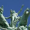 Grand Palais, L'Harmonie triomphant de la Discorde (1900) Georges Récipon, f/9, 1/500, iso 200, 200 mm